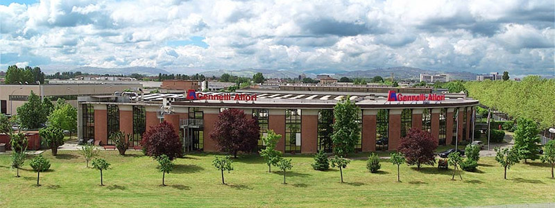 Завод компании Gennelli Allori в Италии