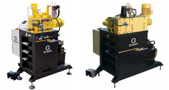 Автоматические станки для развальцовки труб GS HYDRO
