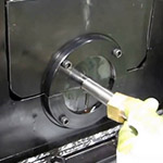 Полуавтоматические станки для формовки концов труб