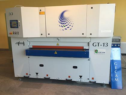 Зачистной станок GECAM GT 13 CS 2014